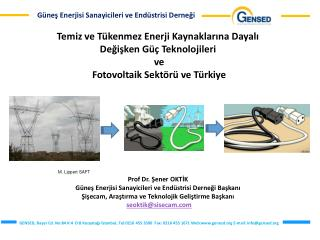 Temiz ve Tükenmez Enerji Kaynaklarına Dayalı  Değişken Güç Teknolojileri  ve