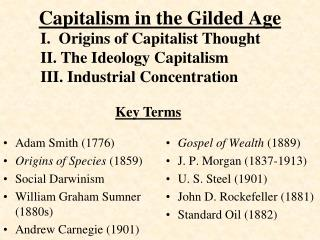 capitalism during the progressive era Upton sinclair and the jungle steve trott prominence and placed him at centre of a radical social movement that sought to resist the acceleration of monopoly capitalism during the 'progressive era' in early the social reforms of the 'progressive era' under woodrow wilson's.