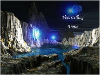 Voorstelling Annie