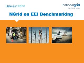 NGrid on EEI  Benchmarking