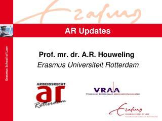 AR Updates