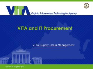 VITA and IT Procurement