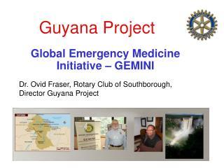 Guyana Project