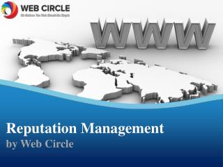 Reputation Management Management for your Business