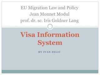 Visa Information System