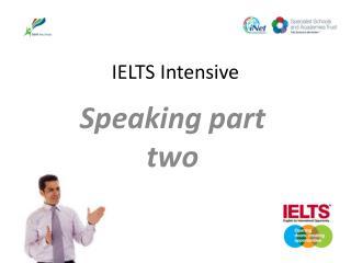 IELTS Intensive