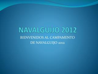NAVALGUIJO 2012