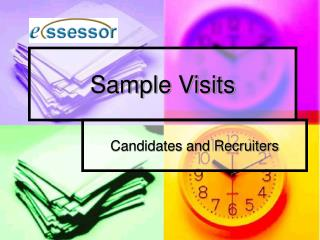 Sample Visits