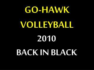 GO-HAWK VOLLEYBALL