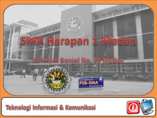 SMA Harapan 1 Medan