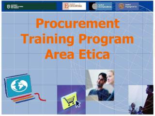 Procurement  Training Program Area Etica