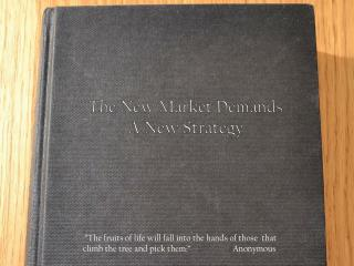 The New Market Demands  A New Strategy