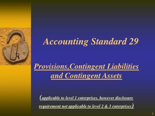 Accounting Standard 29