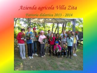 Azienda agricola Villa  Zita