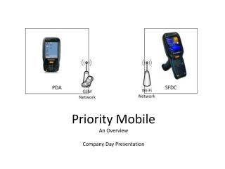 Priority Mobile An Overview Company Day Presentation