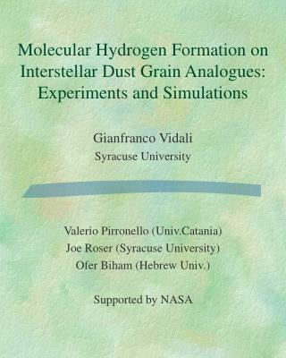 Molecular Hydrogen Formation on Interstellar Dust Grain Analogues: Experiments and Simulations