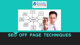 SEO Offpage Techniques