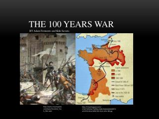 THE 100 YEARS WAR  BY Adam Formento and Kiki Savatic