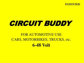 CIRCUIT BUDDY