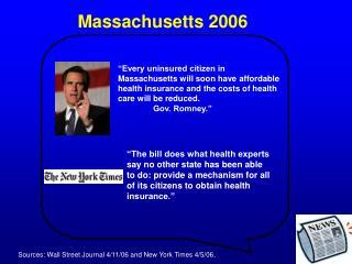 Massachusetts 2006
