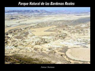 Parque Natural de las Bardenas Reales