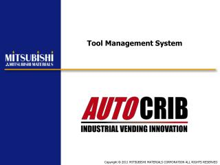 Tool Management System