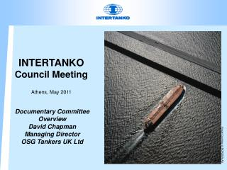 INTERTANKO Council Meeting Athens, May 2011