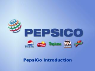 PepsiCo Introduction
