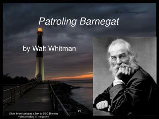 Patroling Barnegat