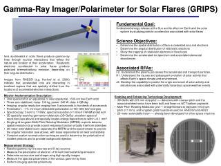 Gamma-Ray Imager/Polarimeter for Solar Flares (GRIPS)