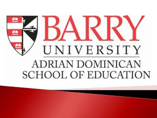 About Barry University