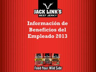 Información de Beneficios del Empleado 2013