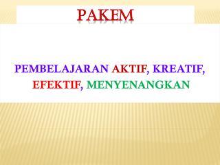 PAKEM