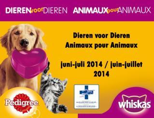 Dieren voor Dieren Animaux pour Animaux juni-juli  2014 / juin-juillet 2014