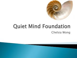 Quiet Mind Foundation
