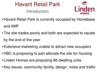 Havant Retail Park