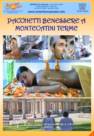 RANIERI Tour Operator  - Corso Roma 52/54 51016 Montecatini Terme (Pt)
