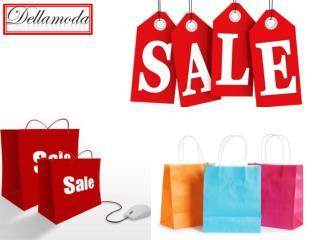 Huge SALE @ Leading Online Store – DellaModa.com