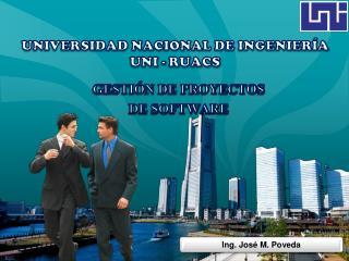 UNIVERSIDAD NACIONAL DE INGENIERÍA UNI - RUACS