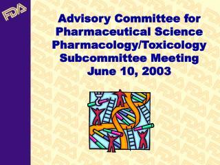 """Promise of """"toxicogenomics"""""""