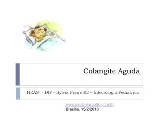 Colangite Aguda