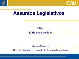 Assuntos Legislativos