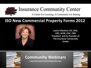Community Webinars insurancecommunitycenter