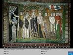 Title:  Empress Theodora and Her Attendants Artist:  n