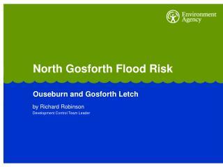 North Gosforth Flood Risk