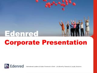 Employee benefit solutions from Edenred