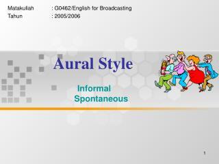 Aural Style