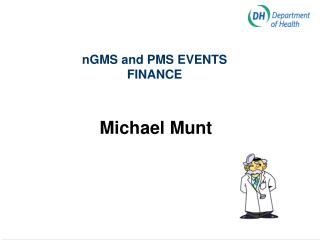 nGMS and PMS EVENTS FINANCE