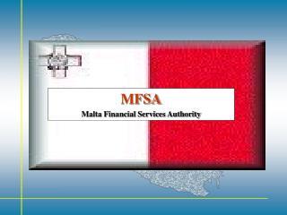 MFSA Malta Financial Services Authority
