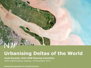 Urbanising Deltas of the World